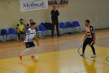 Με δυο ήττες επέστρεψε από την Αθήνα το Ρέθυμνο Futsal