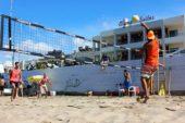 Φωτορεπορτάζ από την 2η μέρα του μικτού τουρνουά Beach Volley