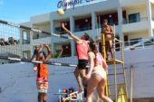 Το φινάλε του μικτού τουρνουά Beach Volley (video)