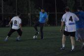 Πλούσιο θέαμα αλλά και επίθεση σε ρέφερι στην 2η αγ. του Πρωταθλήματος Παλαιμαχων 8χ8