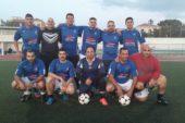 Οικοδόμοι και ΤΑΕ Ρεθύμνου στους «8» του Πρωταθλήματος Παλαιμάχων 8Χ8