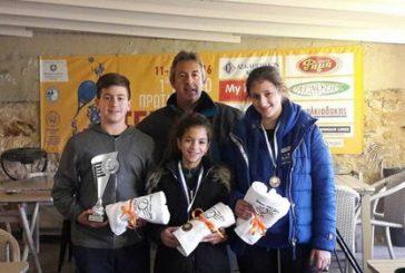 Ρεθυμνιώτικες επιτυχίες στο 2ο Junior Masters 2016