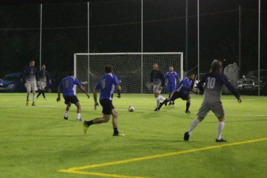 Επανεκκίνηση και στο πρωτάθλημα Παλαιμάχων με πολλά γκολ