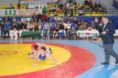 Στο βάθρο Παίδες του ΟΚΑ Αρκάδι στο Πανελλήνιο πρωτάθλημα Ελευθέρας Πάλης