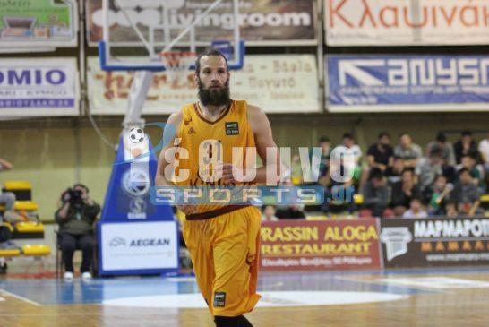 Γιαννόπουλος: «Σίγουρα θα λείψει από το πρωτάθλημα το Ρέθυμνο»
