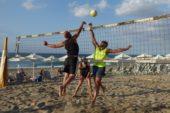 Ρεπορτάζ από το τουρνουά Beach Volley «Surviball» (video)