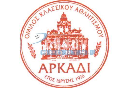Στην κορυφή της Κρήτης ο ΟΚΑ Άρκαδι!
