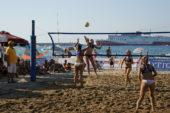 Αναβλήθηκαν οι προκριματικοί αγώνες beach volley της ΕΣΠΕΚ