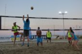 Repeat στον Κυριακάτικο τελικό του Εργ. Πρωτάθλημα Beach Volley