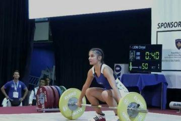 Πρωταθλήτρια Ελλάδας η Λιονή, στο βάθρο και οι Παναγιωτάκη, Τρουλάκη (video)