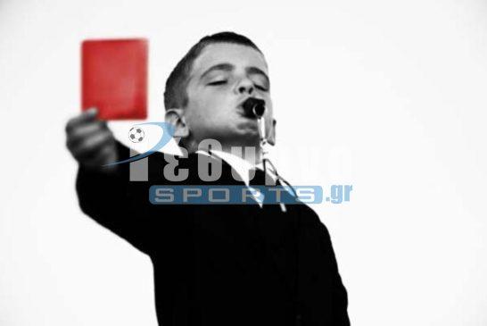 Τιμωρίες ποδοσφαιριστών. A' ΕΠΣΡ