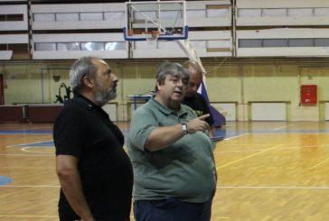 Η συλλυπητήρια ανακοίνωση του Ρέθυμνο Cretan Kings για τον Κωστή Ψαρουδάκη
