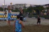 Βγήκαν τα ζευγάρια της 8αδας στο Εργ. Beach Volley