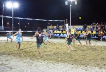 Τα αποτελέσματα της 5ης Αγ. του Εργ. Beach Volley