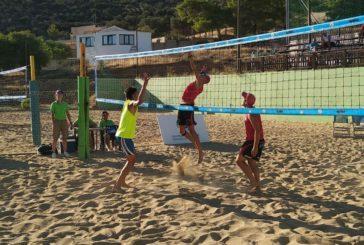 22-23 Μαΐου καμπ ανάπτυξης beach volley στην Κρήτη με τον Τίε Σαντάνα