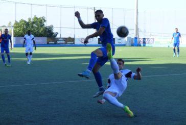 Φωτορεπόρτερ από το παιχνίδι Κυπέλλου Ελλάδας Επισκοπή – Κέρκυρα