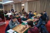 Ξεκίνησε το Πανελλήνιο πρωτάθλημα σκάκι στο Ρέθυμνο
