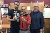 Κορωνάκης – Καρυστιανός νικητές στο τουρνουά «Χειμώνας 2019»