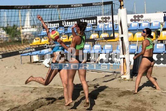 Όλα έτοιμα για το Camp Beach Volley με τον Tie Santana!