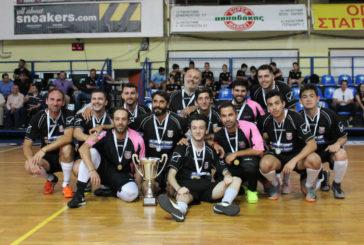 Και του χρόνου στην Futsal Super League των 2 ομίλων το Ρέθυμνο Futsal!