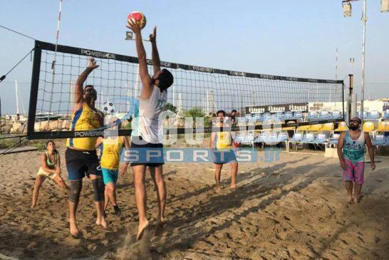 Στην τελική «ευθεία» μπήκε το Εργ. πρωτάθλημα Beach Volley