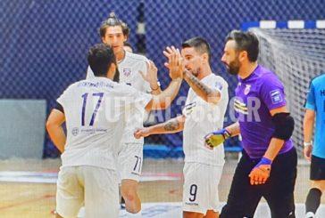 12 και το Ρέθυμνο, δήλωσαν στην Futsal Super League