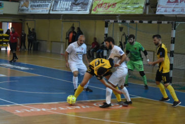 Δύσκολη πρεμιέρα το Σάββατο για το Ρέθυμνο Futsal