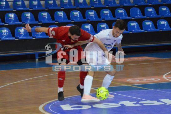 2x2 ο Εθνικός Παλλήνης, στο Ψυχικό το Σάββατο το Ρέθυμνο Futsal