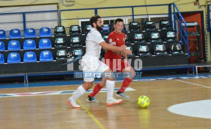 3 βαθμοί στο «σακούλι» για το Ρέθυμνο Futsal