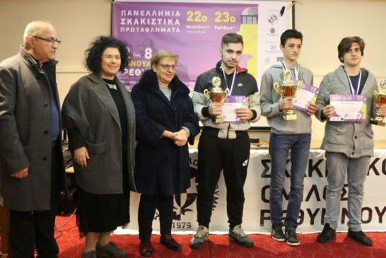 Επιτυχημένο το Πανελλήνιο Πρωταθλημα Εφήβων–Νεανίδων 2020 που έγινε στο Ρέθυμνο!