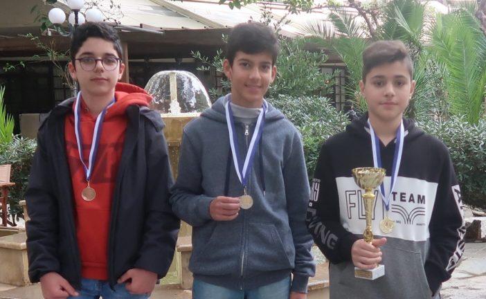 Σκακιστικές... επιτυχίες τον Φεβρουάριο