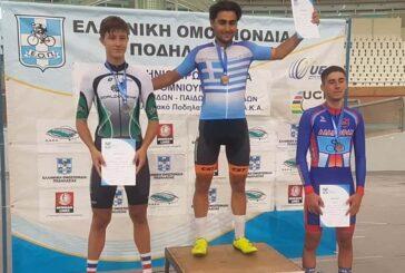 Πρωταθλητής Ελλάδος ο Γιάννης Δαβαρίας! (video)