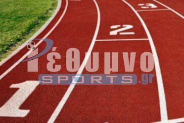 3η η σκυτάλη του Αρκαδίου στο Πανελλήνιο πρωτάθλημα στίβου Κ20