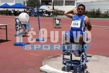 Εντυπωσιακή παρουσία του «Ίκαρου» στο Πανελλήνιο πρωτάθλημα στίβου ΑμεΑ