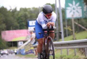 Η Μηλάκη στην σχολή Προπονητών ποδηλασίας!