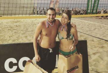 Τσαπάκης/ Πατεράκη νικητές στο  Παγκρήτιο «Mixed Tournament»