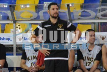 Μητρόπουλος: «Όλα τα παιδιά πρέπει να μπουν μπροστά να καλύψουμε το τραυματισμό του αρχηγού μας» (video)
