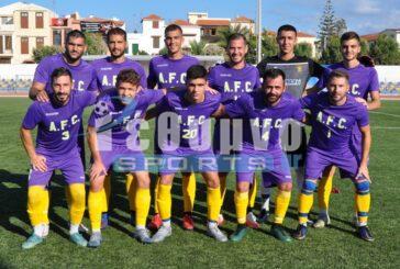 Με 21 ποδοσφαιριστές ο Αστέρας Ρ. στις Αρχάνες