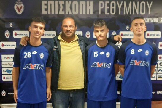 Νικολιδάκης: «Πρέπει να ξεκινήσει το πρωτάθλημα, για να κρατήσουμε ζωντανό το ποδόσφαιρο»