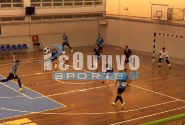 Ηνίοχος - Ρέθυμνο Futsal 14-0 (video)