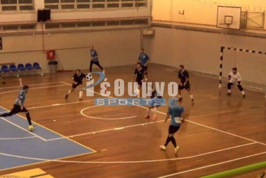 Τι έγινε στην πρεμιέρα Futsal League!
