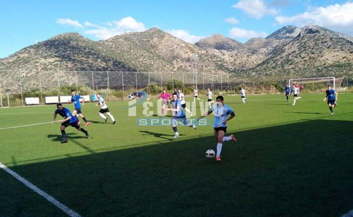 Ήττα για το Μελιδόνι στο Κύπελλο Ελλάδας