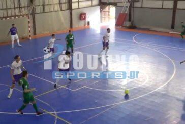 Πρεμιέρα την Κυριακή στην Futsal League, αλλά όχι για το Ρέθυμνο!