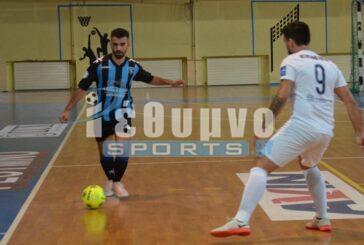 Ρέθυμνο Futsal – Νέο Ικόνιο 1-5 (video)