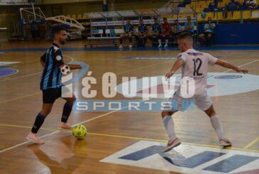 Με 2 εντός έδρας ξεκινάει το Ρέθυμνο Futsal