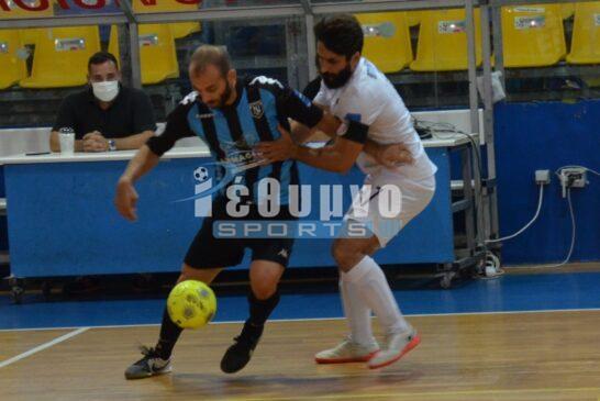 Η ΠΕΠΣΣ διαμαρτύρεται για την εξαίρεση του Futsal από την ΚΥΑ, απαγορεύοντας την επιστροφή στη δράση.