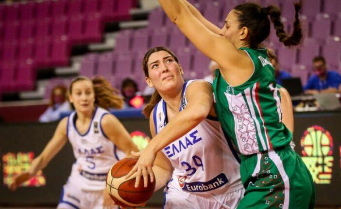 Νίκησαν οι γυναίκες 73-66 την Βουλγαρία