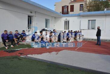 Η επιστροφή… του Ρεθυμνιακού στο γήπεδο (photos)!