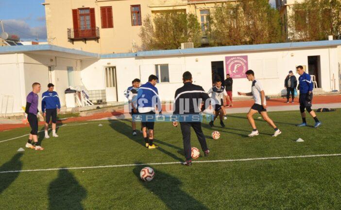 Επιστροφή στις προπονήσεις… για Γ' Εθνική, Ποδόσφαιρο Σάλας