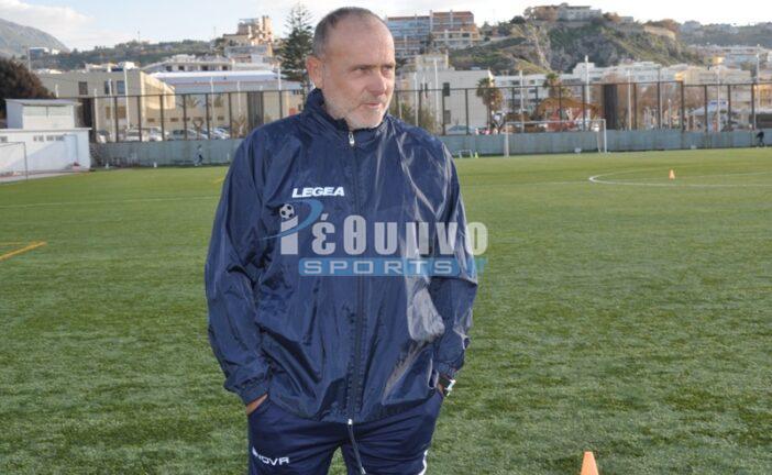 Λυρώνης: «Χαρούμενοι που επιστρέψαμε στις προπονήσεις»…